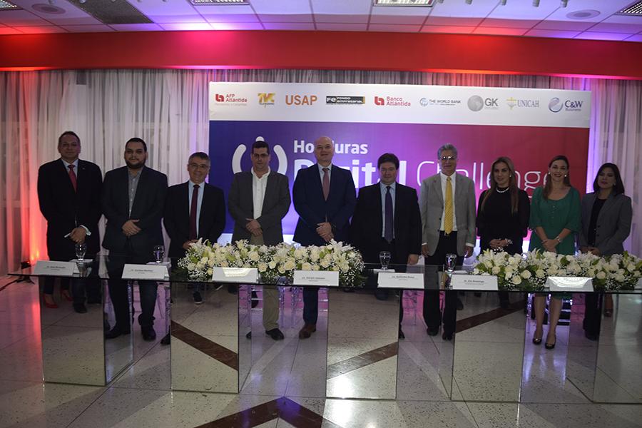 AFP Atlántida se suma al Honduras Digital Challenge 2018: Nuevas Oportunidades de Emprendimiento e Innovación